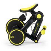 Kinderkraft bicikl 3u1 Trike, black volt 12