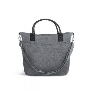 Leclerc Influencer torba za pelene, gray m. 02