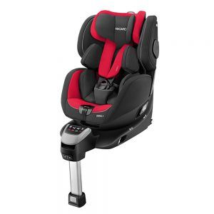 RECARO Zero.1 i-Size, Racing red