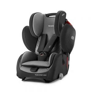 Recaro Hero, Core Carbon Black