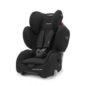 Recaro Hero, Core Deep Black