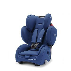 Recaro Hero, Core Energy Blue