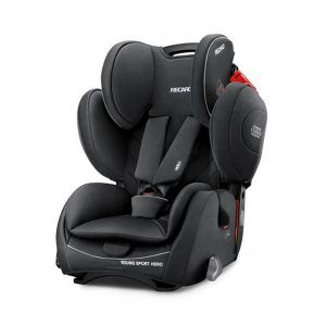 Recaro Hero, Core Performance Black