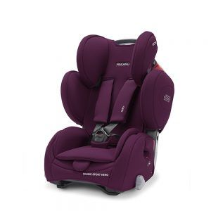 Recaro Hero, Core Very Berry