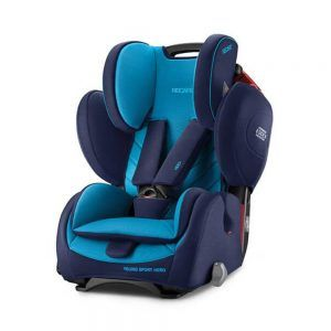 Recaro Hero, Core Xenon Blue