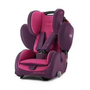 Recaro Hero,Core Power Berry