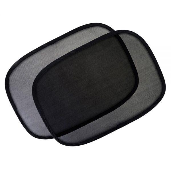 Zaštita od sunca za auto, crna 01