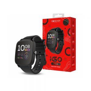 FOREVER Smart Watch IGO PRO JW-200, crni (1)