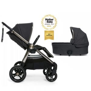 Mamas & Papas Ocarro kolica - Onyx bundle