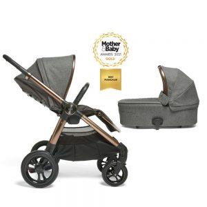 Mamas & Papas Ocarro kolica - WovSimply Luxe bundle