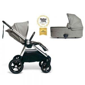 Mamas & Papas Ocarro kolica - Woven gray bundle