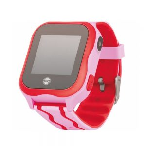 Smartwatch See Me KW-300 GPS WiFi pink 01