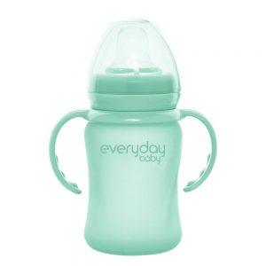 Everyday Baby Čaša Sippy Healthy + 150 ml, mint 01
