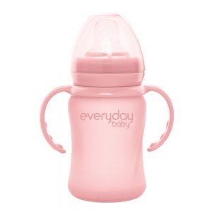 Everyday Baby Čaša Sippy Healthy + 150 ml, pink 01